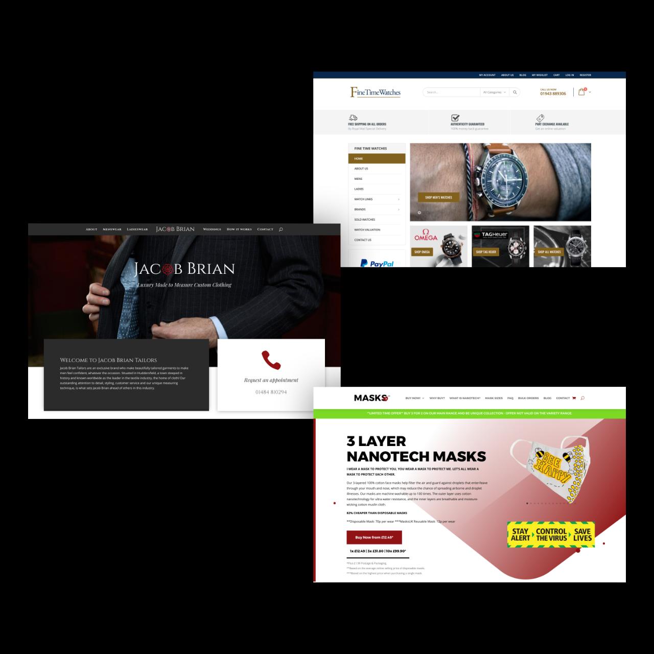 Stunning Websites